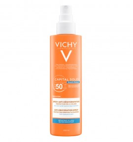 Vichy Capital Soleil Beach Protect Anti-Dehydration Spray SPF50+ 200ml