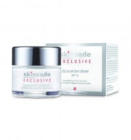 Skincode Cellular Day Cream SPF15 50ml