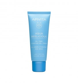 Apivita Aqua Beelicious Oil-Free Hydrating Gel-Cream 40ml
