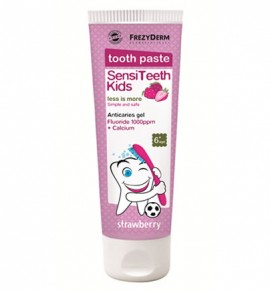 Frezyderm SensiTeeth Kids Tooth Paste 1000 ppm 50 ml