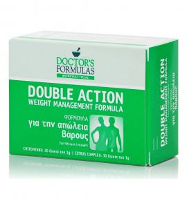 Doctors Formulas Double Action 60tabs