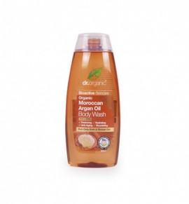 Dr.Organic Moroccan Argan Oil Body Wash 250ml