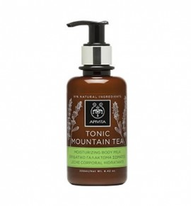 Apivita Tonic Mountain Tea Moisturizing Body Milk 200ml