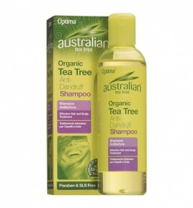 Australian Organic Tea Tree Anti-Dandruff Shampoo 250ml