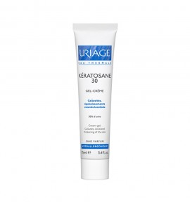 Uriage Keratosane 30 Gel-cream, 75ml