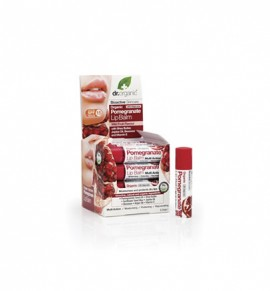 Dr.Organic Pomegranate Lip Balm 5,7ml