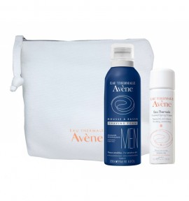 Avene Shaving Foam 200ml & Eau Thermale Ιαματικό Νερό 50ml