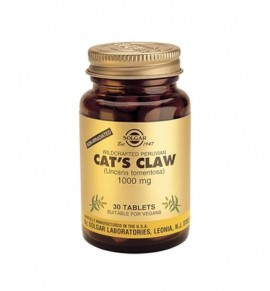Solgar Cats Claw tabs 30s