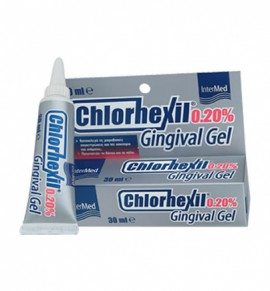 Intermed CHLORHEXIL Gingival Gel Chlorhexidine 0.20% 30ml