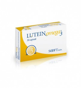 Lutein Omega 3, 30caps