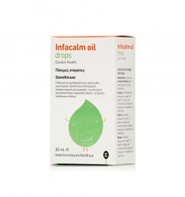 Epsilon Health Infacalm Oil Drops 30ml