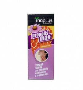 Inoplus Propolis Max Throat Spray 20ml