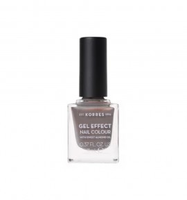 Korres Gel Effect Nail Colour 70 Holographic Ash 11ml