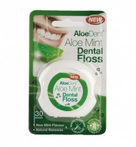 Aloe Mint Dental Floss 30m