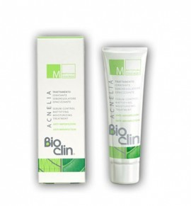 Bioclin Acnelia M mattifying moisturizing treatment 40ml