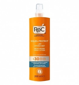 Roc Soleil-Protect Moisturising Spray Lotion SPF30 200ml