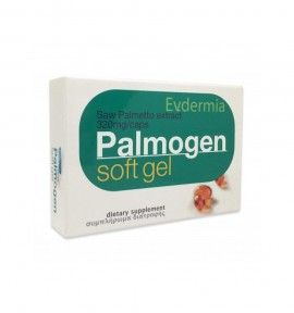 Evdermia Palmogen Soft Gel 30caps