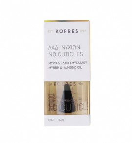 Korres Nail Care Λάδι Νυχιών No Cuticles 10ml