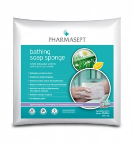 Pharmasept Bathing Soap Sponge 10τμχ 20x20cm