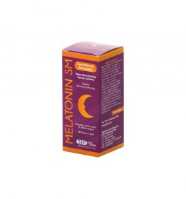 SM Melatonin Spray 1mg 12ml
