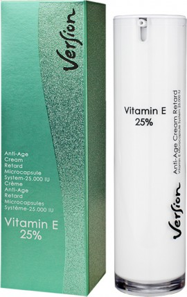 Version Vitamin E 25% 50ml