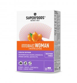 Superfoods Ιπποφαές Woman 30caps
