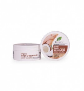Dr.Organic Virgin Coconut Oil Body Souffle 200ml