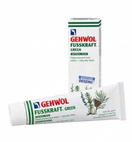 Gehwol Fusskraft Green 125ml