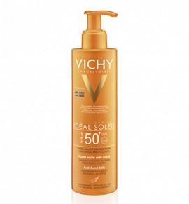 Vichy Ideal Soleil Lait Anti-Sand SPF50+ 200ml