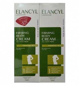 Elancyl Firming Body Cream 200ml, 2τμχ