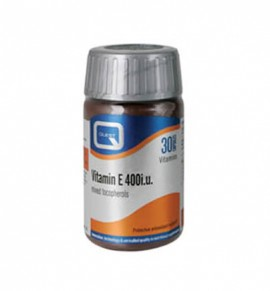 Quest Vitamin E 400iu (Mixed Tocopherols) 30caps